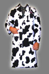 Cow lab coat!